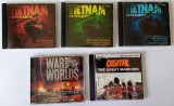 Muzica 5 x 5 Vietnam Generation; War of Wolds; The Great Marches, CD