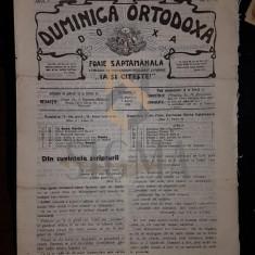 POPESCU-MALAESTI I. (PREOT), DUMINICA ORTODOXA, ANUL X, Numerele 31-32, 1928, Bucuresti