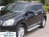 Pachet prelungiri off-road cu Praguri Laterale compatibil cu Nissan Qashqai (J10) (2007-2010),1