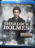 Sherlock Holmes (BluRay), BLU RAY, Engleza