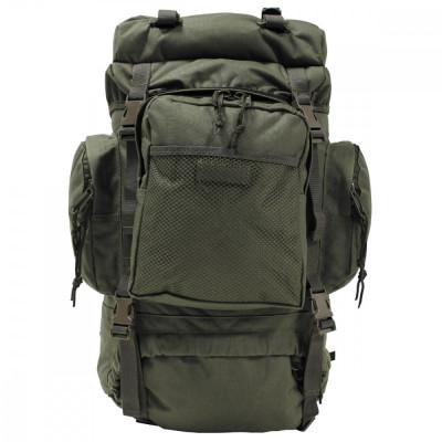 Rucsac MFH BW Tactical Camuflaj OD Green Kaki 55L 30273B foto