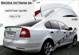 Eleron portbagaj tuning sport Skoda Octavia 2 RS Sedan Hatchback 2004-2013 v9