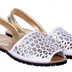 Sandale Dama Piele Avarca Agujeros A