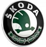 Emblema Fata, Spate Oe Skoda Octavia 2 2004-2013 1U0853621CMEL