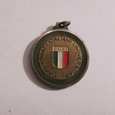 "MMM - Medalie Italia ""Campionatele Nationale Universitare CUSI Torino 1961"""