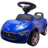 Masinuta fara pedale Maserati Albastru