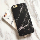 Husa de telefon cu aspect marmorat, pentru cupluri, pentru iPhone 6 7 7 Plus 8 8 Plus, iPhone X