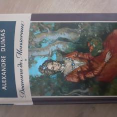 """Vând Primul Volum din """"Doamna de Monsoreau""""-A. Dumas."""