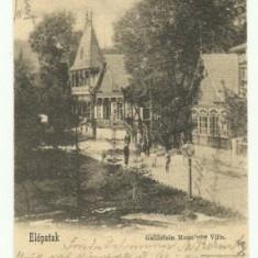 Valcele(Covasna) 1900 - vila Goldstein