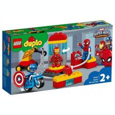 LEGO Duplo - Laboratorul Super Eroilor 10921
