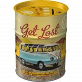 Pusculita metalica VW Bulli - Let's Get Lost