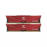 Memorii TeamGroup T-Force Vulcan Z Red 32GB(2x16GB), DDR4, 3000MHz, CL16, Dual Channel