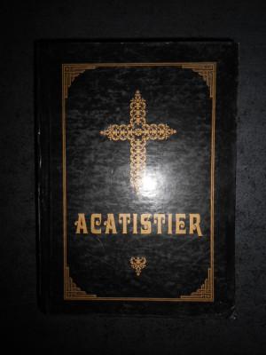 ACATISTIER (2004) foto