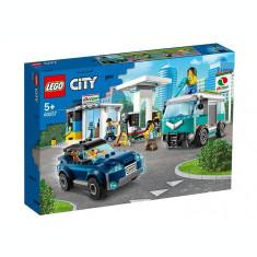 LEGO City - Statie de service 60257