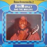 VINIL Bob Marley & The Wailers – Reggae Revolution Vol. 2 (VG)