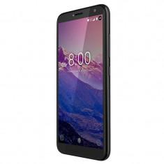 Smartphone Kruger Matz Move 8 Go, 5.5 inch, sticla rotunjita 2.5 D, dual SIM, Negru