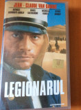 LEGIONARUL   - Film Caseta VIDEO VHS