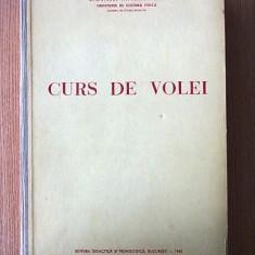 CURS DE VOLEI, INSTITUTUL DE CULTURA FIZICA, 1963/ format mare