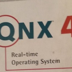 The QNX 4 Real-time Operating System Frank Kolnick carte