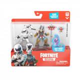 Set 2 figurine Fortnite, Overtakenr si Taro, S1, W4