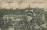 România, Ocnele Mureşului, carte poştală ilustrată, circulată intern, 1929, Circulata, Printata