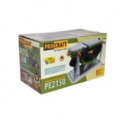 Rindea electrica cu masa PROCRAFT PE2150