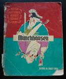 Gottfried August Burger - Munchhausen (cu ilustrații de Eugen Taru)