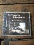 The Transylvan String Quartet Romanian Feelings CD