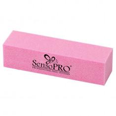 Buffer Unghii SensoPRO, roz
