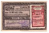 LOTO LOTERIA DE STAT  1935 LOTERIA 7 CLASA 3 LOTERIA UNIUNII CULTURALE REGALE