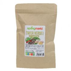 Cafea Verde Macinata cu Ghimbir 150gr