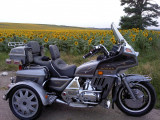Moto honda goldwing 1100