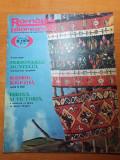 Romania pitoreasca noembrie 1978-art. foto govora,olarul din binis,tara motilor