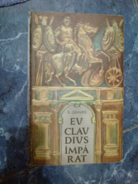 a4b Eu claudius imparat - Robert Graves