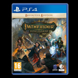 Pathfinder Kingmaker Definitive Edition Ps4 Game