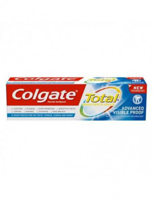 Pasta de dinti Colgate Total Advanced Visible Proof 75ml foto