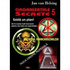 Organizatiile secrete 5 - Razboiul francmasonilor - Jan van Helsing