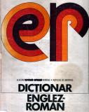 Dicţionar englez-român, ed. Academiei - institutul de lingvistică