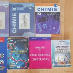 Pachet medicinist chimie pentru admiterea in orice centru universitar