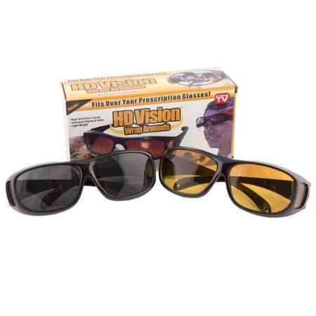 Ochelari pentru Condus pe Timp de Noapte HD Vision