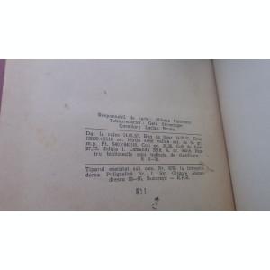 RWX 77 - GROAPA - EUGEN BARBU - EDITIA 1957