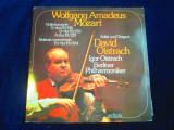 W.A.Mozart, D.Oistrach - Violinkonzerte _ dublu LP _ Ex Libris ( 1977, Elvetia), VINIL