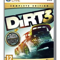 DiRT 3 Complete Edition PC CD Key