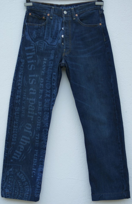 Blugi Levis Limited Edition