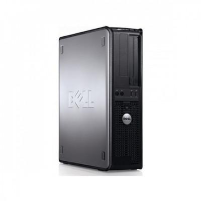 Calculator DELL OptiPlex 760 SFF, Intel Core2 Quad Q9550 2.83GHz, 4GB DDR2, 250GB SATA, DVD-RW foto