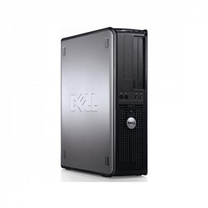 Calculator DELL OptiPlex 760 SFF, Intel Core2 Quad Q9550 2.83GHz, 4GB DDR2, 250GB SATA, DVD-RW