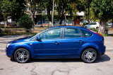 Ford Focus Tdci 2007, Motorina/Diesel, Hatchback