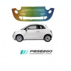 Bara fata Fiat 500 Negru Argintiu Albastru Rosu Gri Alb Verde 2007-2015