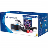 Pachet PlayStation VR + Camera PS + Move Motion Controller Twin Pack + Move voucher VR Worlds