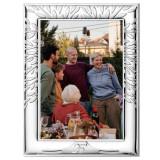 Cumpara ieftin Rama Foto Argint 13x18cm 25 Ani Casatorie model Arborele Vietii COD: 2658